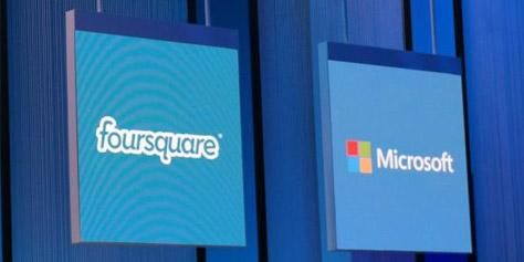 Imagem de App do Foursquare é apresentado para Windows 8 no site TecMundo