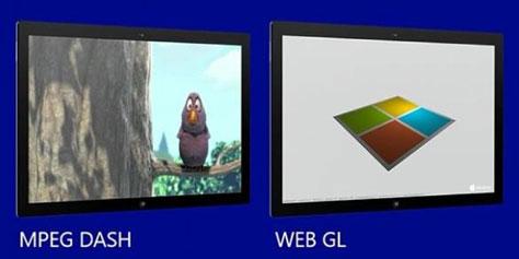 Imagem de Internet Explorer 11 vai ganhar suporte a WebGL e a MPEG Dash no site TecMundo