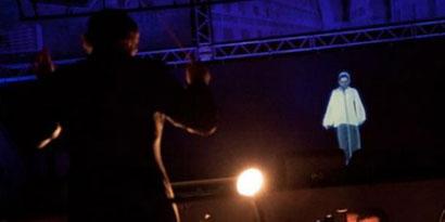 Imagem de Falhas técnicas marcam show com holograma de Renato Russo no site TecMundo