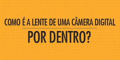 Imagem de Como é a lente de uma câmera digital por dentro [ilustração] no site TecMundo