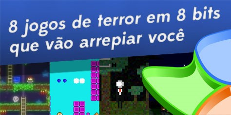 Imagem de 8 jogos de terror em 8 bits que ainda podem arrepiar você [vídeo] no site TecMundo