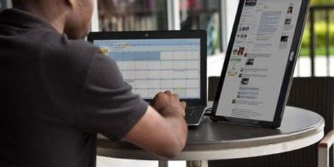 Imagem de AOC lança monitor que funciona através de cabo USB 3.0 no site TecMundo