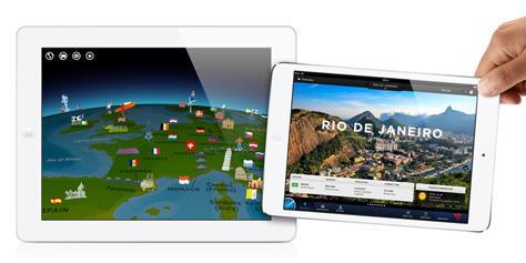 Imagem de iPads em promoção no Submarino são vendidos a partir de R$ 999 no site TecMundo