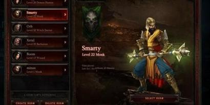 Imagem de Aprenda a jogar Diablo 3 para PC com joystick no site TecMundo