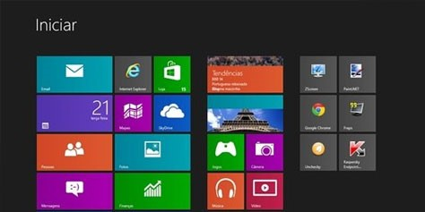 Imagem de Windows 8: como ver a Key (chave de registro) do sistema no site TecMundo