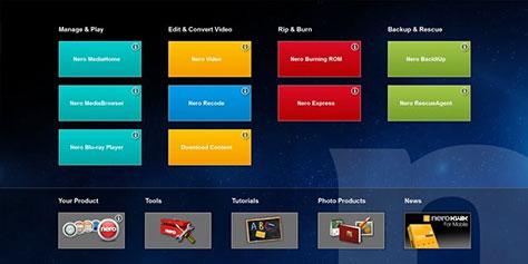 Imagem de Nero 2014 ganha perfis de conversão para o Xbox One e o PlayStation 4 no site TecMundo