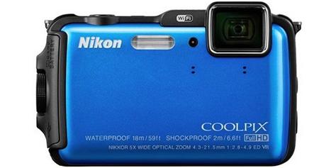 Imagem de Novas câmeras Nikon Coolpix AW120 e S32 são para fãs de aventura no site TecMundo