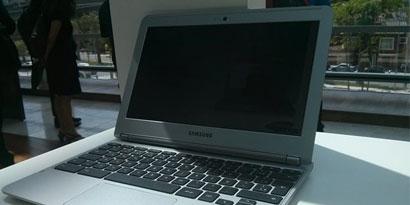 Imagem de Samsung lança oficialmente seu Chromebook fabricado no Brasil no site TecMundo