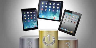 Imagem de iPad Air é o tablet com a bateria mais duradoura do mercado no site TecMundo