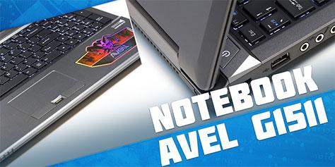 Imagem de Análise notebook Avell Titanium G1511 NEW [vídeo] no site TecMundo