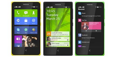 Imagem de Nokia com Android: conheça os três smartphones da nova linha X no site TecMundo
