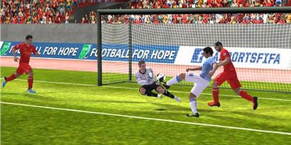 Imagem de FIFA 14 chega ao Windows Phone no site TecMundo
