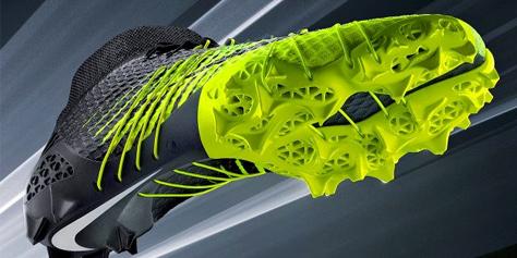Imagem de Moldado em impressora 3D, novo tênis da Nike é mais aderente e flexível no site TecMundo