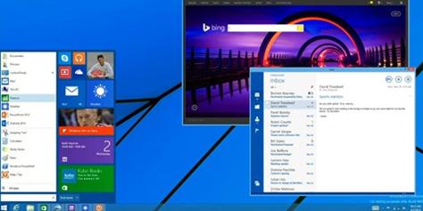 Imagem de Bomba: Microsoft está trazendo o Menu Iniciar de volta ao Windows 8 no site TecMundo