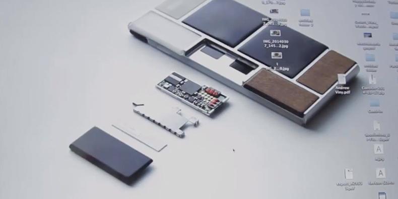 Imagem de Project Ara: veja como está o desenvolvimento do celular modular da Google no site TecMundo