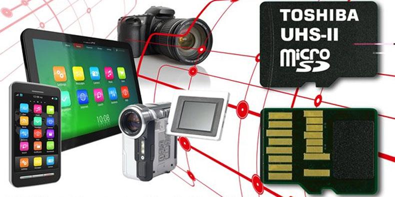 Imagem de Toshiba anuncia cartão de memória microSD mais rápido já visto no site TecMundo