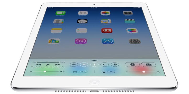 Imagem de Foto sugere que novo iPad Air pode ter tela mais fina e bateria maior no site TecMundo