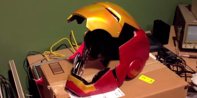 Imagem de Desenvolvedores criam armadura do Homem de Ferro com plataforma Arduino no site TecMundo