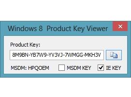 Chave de licenca windows 8.1