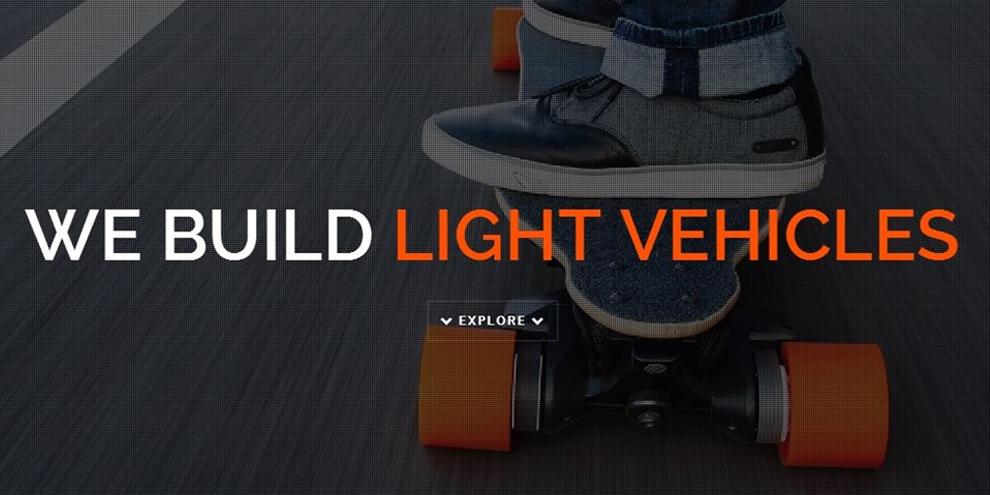 Imagem de Empresa cria o skate motorizado do futuro no site TecMundo