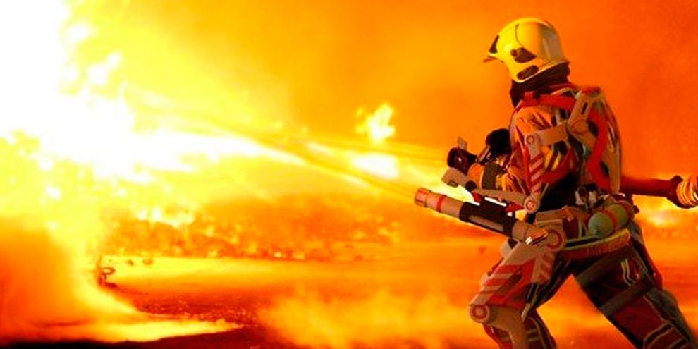 Imagem de Projeto de exoesqueleto transforma bombeiros no Homem de Ferro no site TecMundo
