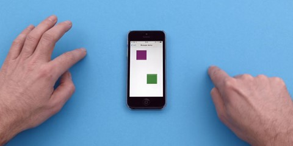 Imagem de Conheça a capinha que adiciona sensores de movimento ao iPhone no site TecMundo