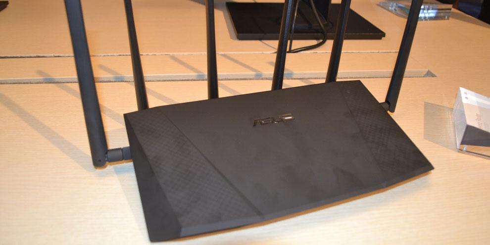 Imagem de Roteador mais rápido do mundo é novidade da ASUS na Computex no site TecMundo
