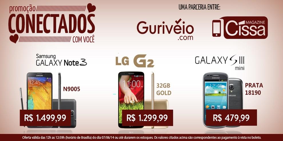 Imagem de Quer comprar smartphone? Conheça duas lojas com alguns dos melhores preços no site TecMundo