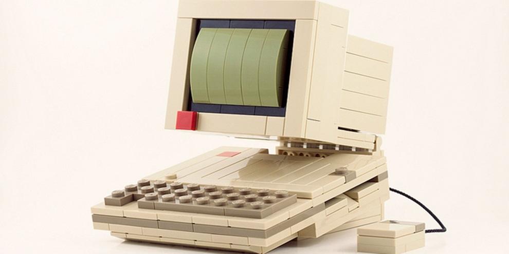 Imagem de Veja sete computadores e consoles clássicos em formato LEGO [imagens] no site TecMundo