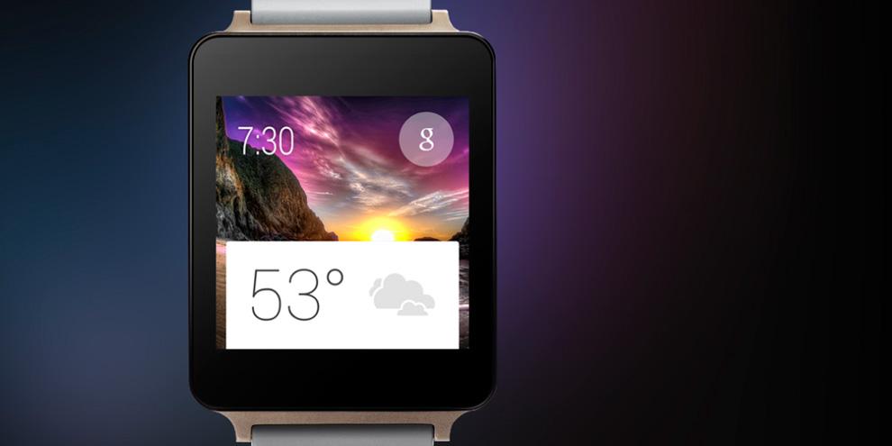 Imagem de LG G Watch deve chegar às lojas no início de julho no site TecMundo
