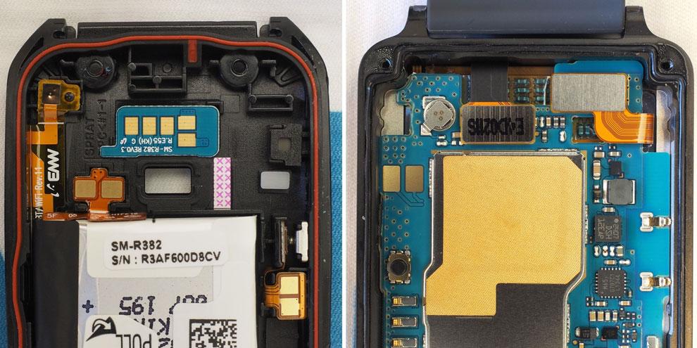 Imagem de Teardown dos Android Wear indica que Snapdragon 400 usa só um núcleo no site TecMundo
