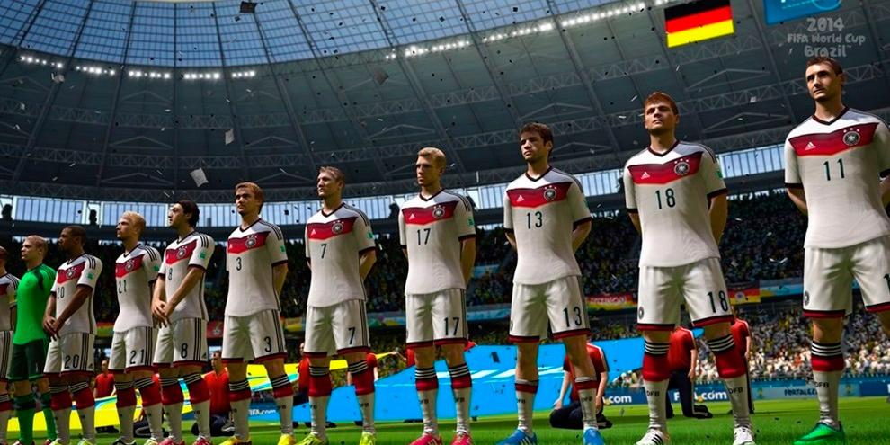 Imagem de FIFA: Simulação da EA Sports havia previsto tetracampeonato da Alemanha no site TecMundo