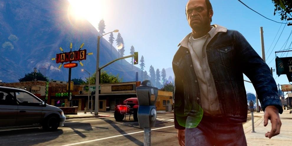 Imagem de Loja vaza possível data de lançamento de GTA 5 para PC no site TecMundo