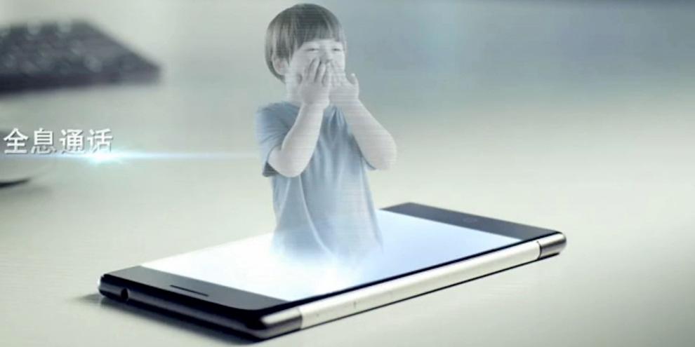 Imagem de Takee 1: conheça o primeiro smartphone holográfico do mundo no site TecMundo