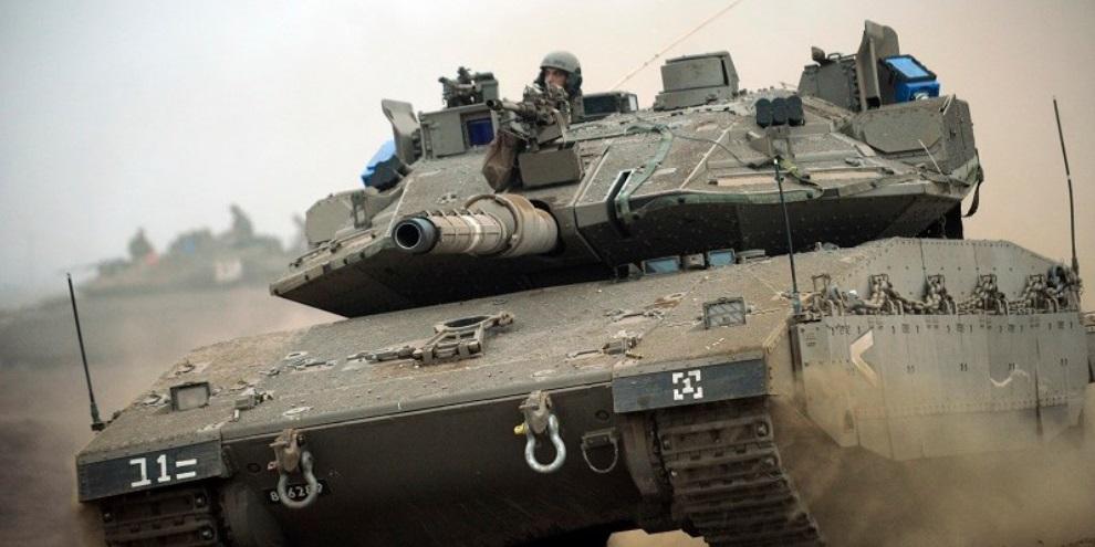 Imagem de 11 armas para temer o exército israelense no site TecMundo