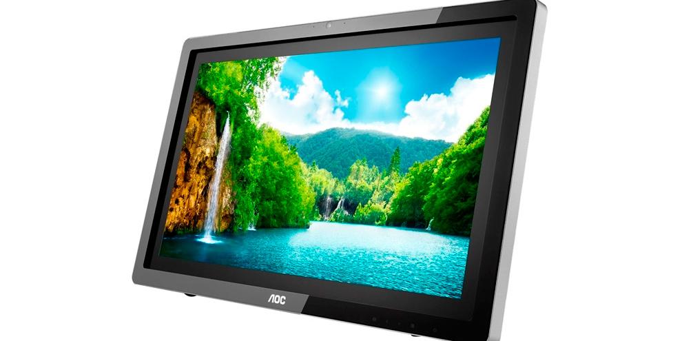 Imagem de AOC lança híbrido que funciona como monitor e tablet Android de 24'' no site TecMundo