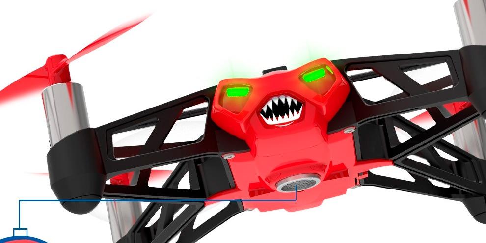 Imagem de Parrot anuncia dois novos drones de baixo custo no site TecMundo