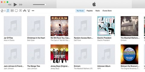 Imagem de Veja o redesign do iTunes 12 no novo Developer Preview do OS X Yosemite no site TecMundo