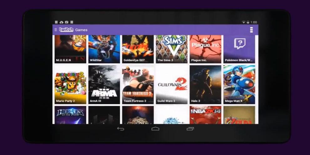 Imagem de Twitch para Android mudou de cara com nova atualização [vídeo] no site TecMundo