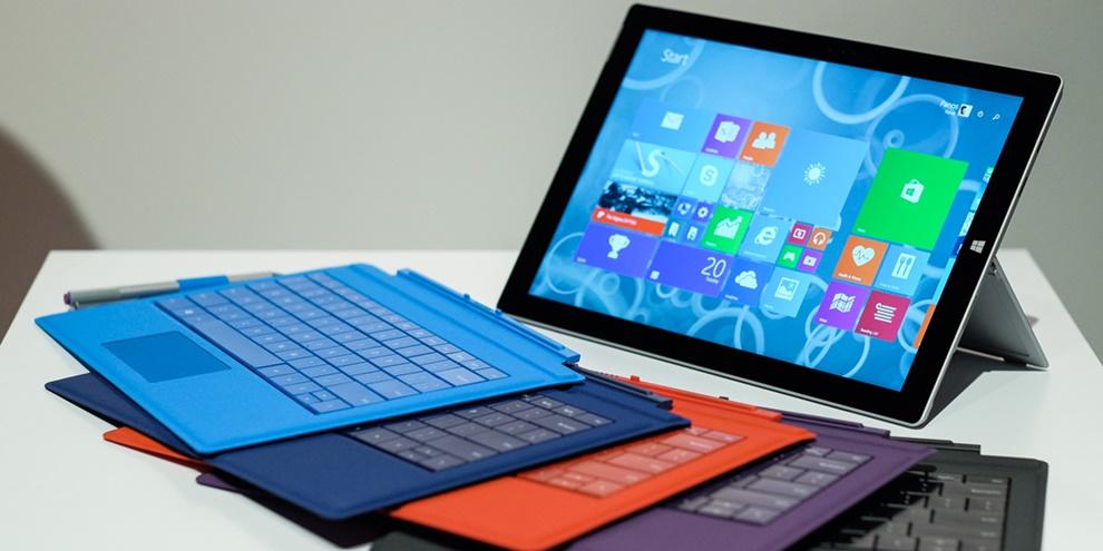 Imagem de Microsoft compara Surface Pro 3 a MacBook Air em 3 novos comerciais [vídeo] no site TecMundo