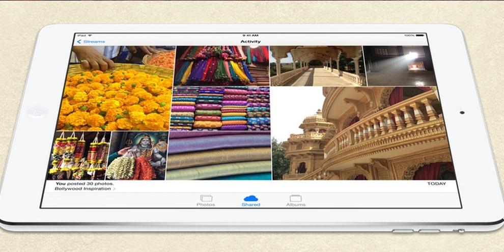 Imagem de iPad Air 2 terá capa antirreflexo e produção já começou, diz site no site TecMundo