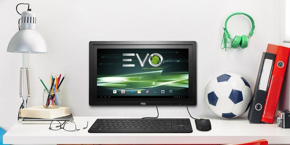 Imagem de Por R$ 899, AOC lança all-in-one com sistema operacional Android no site TecMundo