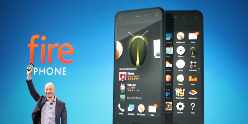 Imagem de Estudo mostra que Fire Phone não conseguiu vender mais de 35 mil unidades no site TecMundo