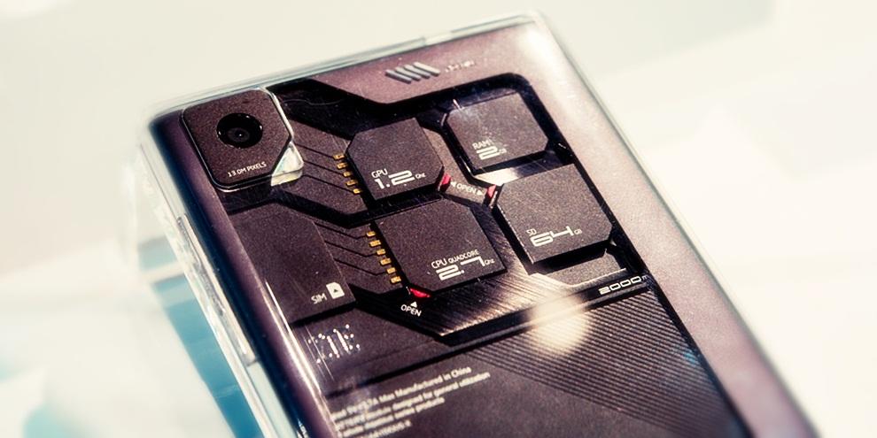 Imagem de Design: 15 conceitos ousados de celulares que podemos esperar para o futuro no site TecMundo