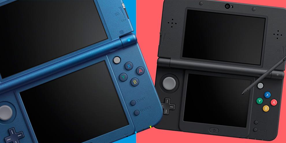 Imagem de Comparação: veja as diferenças entre os novos Nintendo 3DS e os antigos no site TecMundo