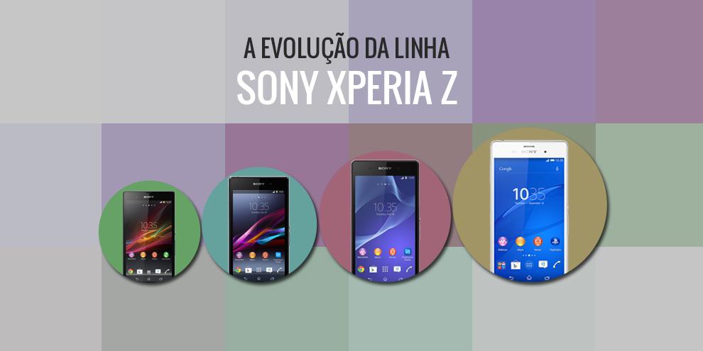 Imagem de A evolução da linha Sony Xperia Z no site TecMundo