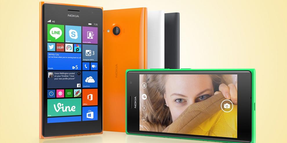 """Imagem de Lumia 730 e 735: conheça os """"selfie-phones"""" da Microsoft no site TecMundo"""