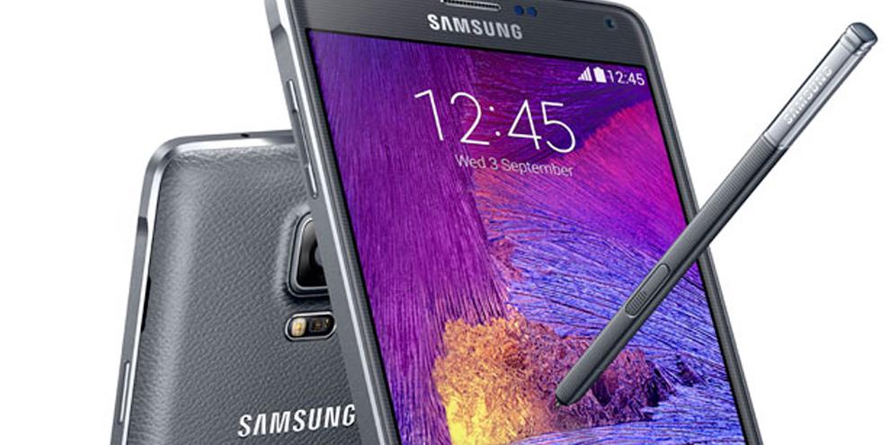 Imagem de Galaxy Note 4 chega ao Brasil no lançamento global em outubro no site TecMundo