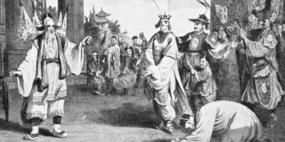 Imagem de Instituto Cultural do Google agora permite passear pela História da China no site TecMundo