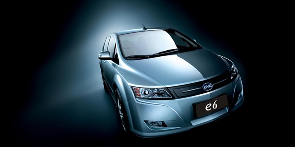 Imagem de Chinesa BYD apresenta o e6, carro 100% elétrico que roda 300 km por recarga no site TecMundo
